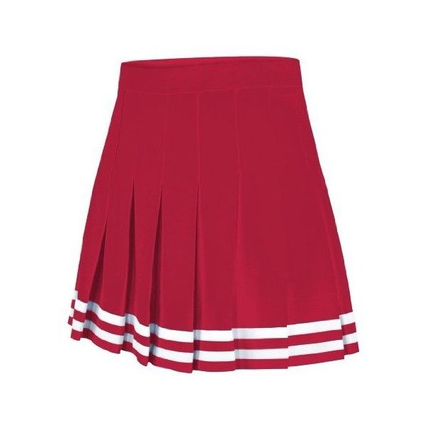 how to make a pleated cheer skirt