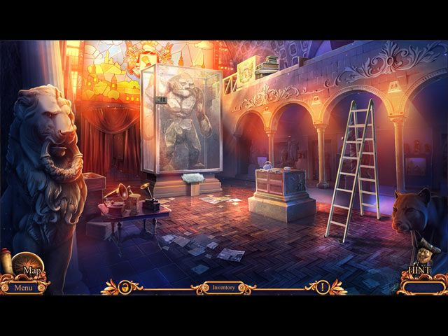 Standard Version of Royal Detective 3: Legend Of The Golem for Mac: http://wholovegames.com/hidden-object-mac/royal-detective-3-legend-of-the-golem-mac.html With the help of some friends, follow the clues to discover who the Master is and what they have in store for the town. Find hidden objects and solve puzzles to help you along the way. The townspeople are counting on you. Do you have what it takes to help them before it's too late?