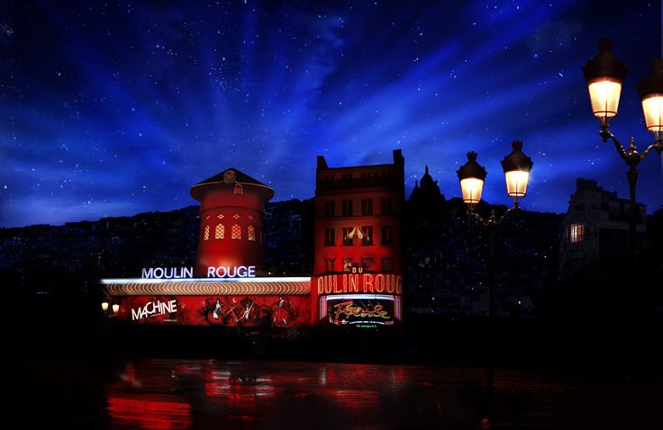 Moulin Rouge - Amazing Burlesque show. We saw it in May 2013. If you are in Paris its a must see!