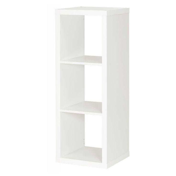 White Stained Oak Effect Ikea Kallax Stairs Pin By Ladendirekt On Regale