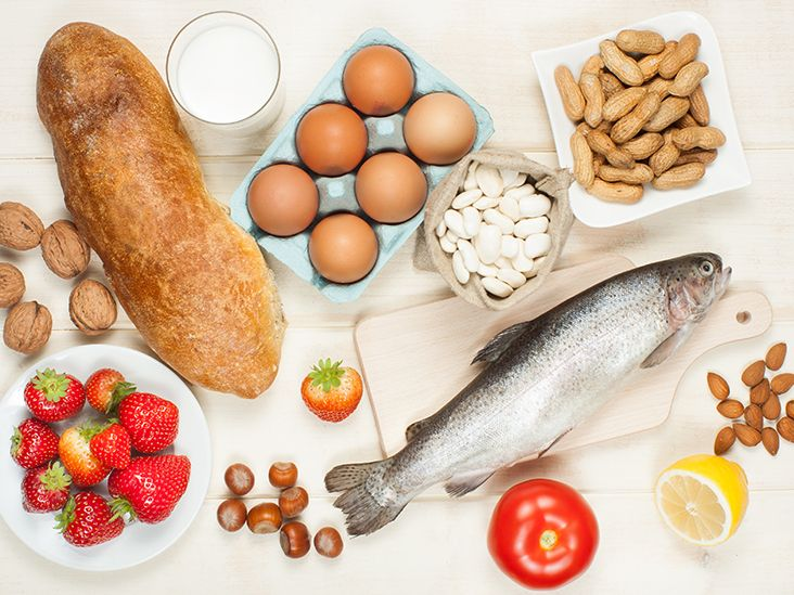 The 8 Most Common Food Allergies