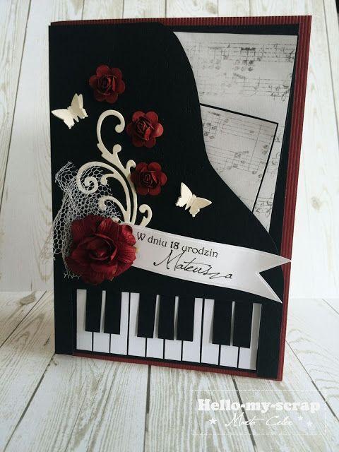 Hello-my-scrap: Fortepian