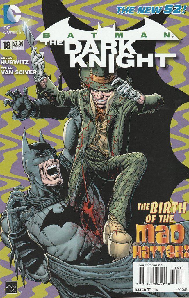 Batman: The Dark Knight # 18 DC Comics The New 52!