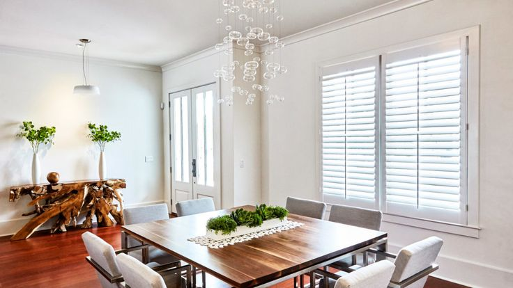 Plantation shutters make a dramatic decor statement without looking flashy. Which might have you wondering: How much do plantation shutters cost?
