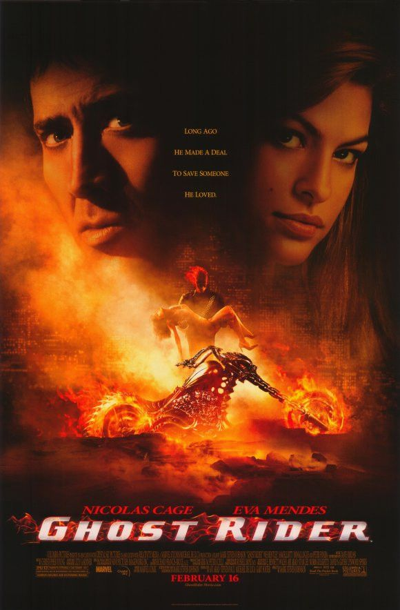 """CAST: Nicolas Cage, Eva Mendes, Raquel Alessi, Angry Anderson, Arthur Angel; DIRECTED BY: Mark Steven Johnson; Features: - 11"""" x 17"""" - Packaged with care - ships in sturdy reinforced packing material"""