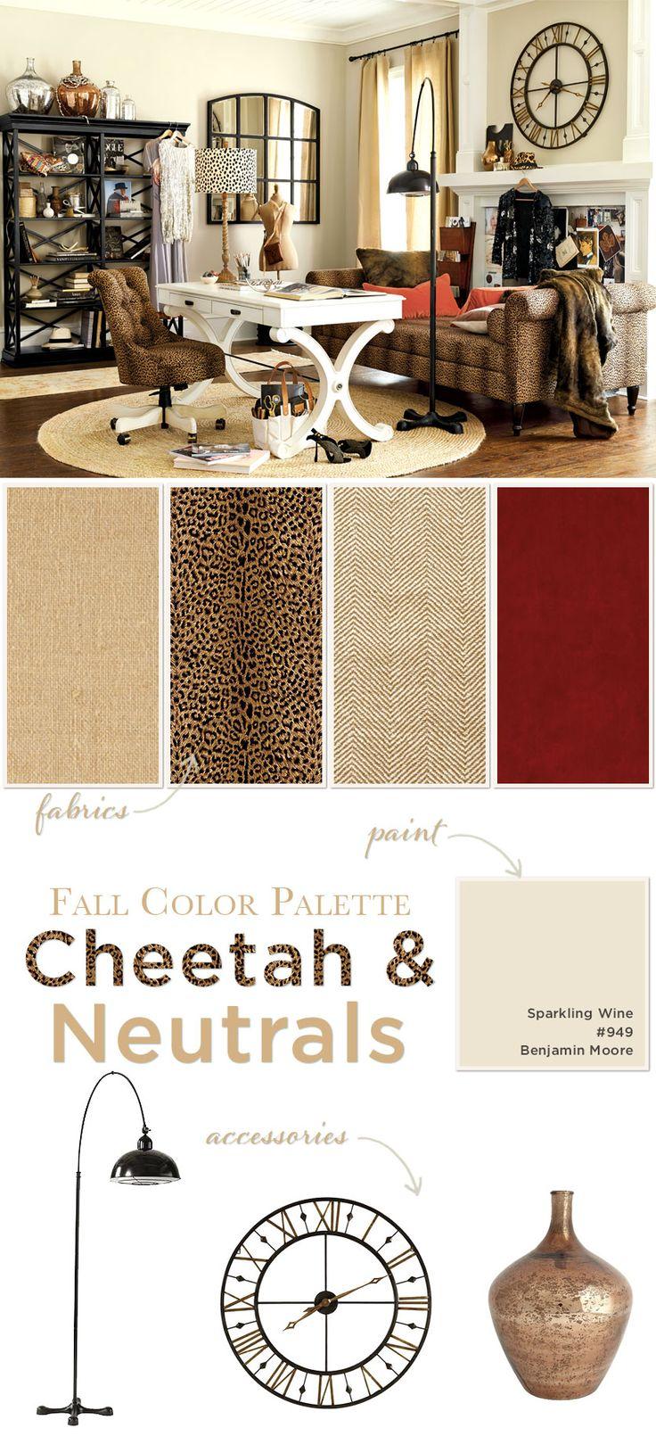25 Best Ideas About Cheetah Print Walls On Pinterest