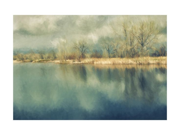 Early Spring Light by Gabrial Reising for Minted