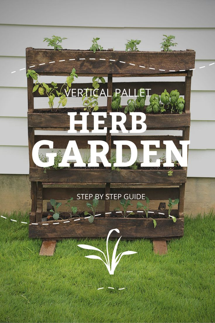 17 best ideas about Herb Garden Pallet on Pinterest Palette