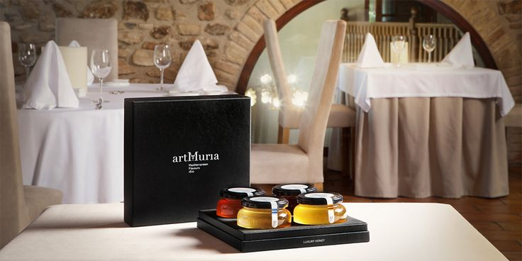 The Best of Nature: ArtMuria. Luxury Honey » Only in www.Nougatic.com