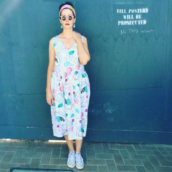 pottymouthmama - Frocktober 2016 - Little Tienda and lovely #fashion #style #ovariancancer #frocktober #pottymouthmama