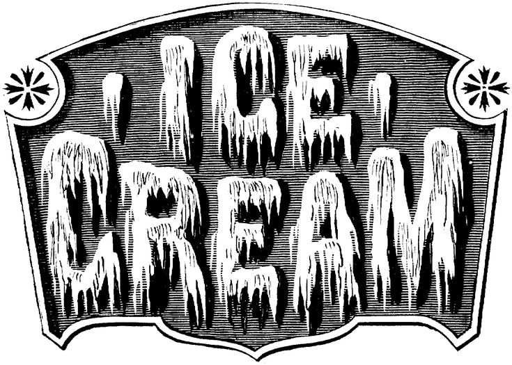 Victorian Hand-Crank Ice Cream Recipes from an Antique Cook Book ...