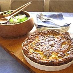 Impossible quiche recipe on BigOven:  Find an easy quiche recipe in Kidspot's easy recipe finder. This is a self-crusting quiche packed full of eggs, vegetables and herbs.