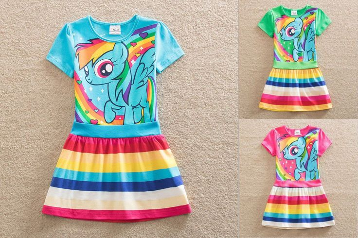 My little pony kjole – Beautiful home,family and kids