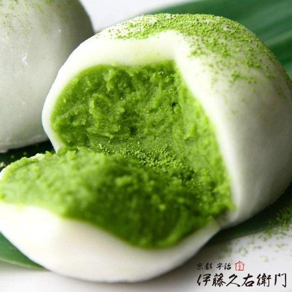 宇治抹茶だいふく http://www.itohkyuemon.co.jp/item/50.html