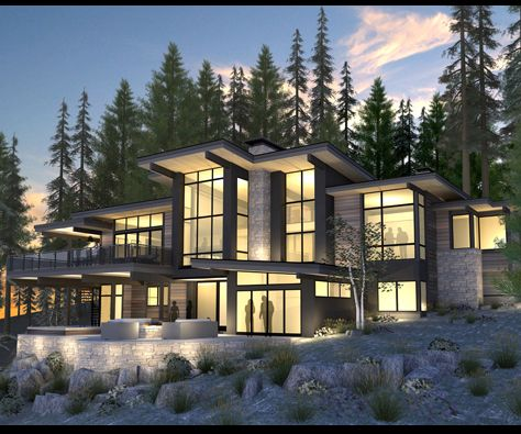 Ryan group architects truckee tahoe architects for Tahoe architects