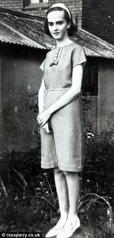 Elsie Frost had been stabbed five times by her killer...