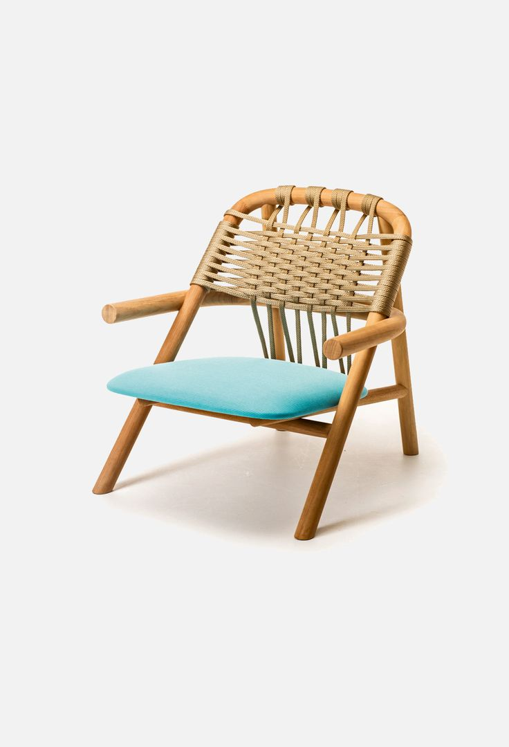 Unam Lounge Chair, Verywood