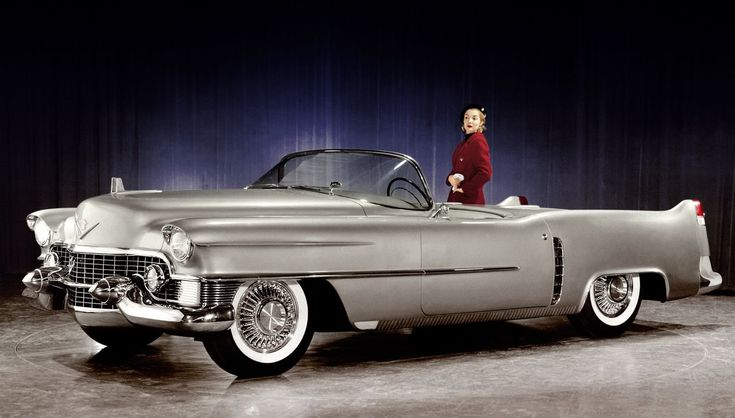 1953 Cadillac | 1953 Cadillac Le Mans concept. Photos courtesy GM, except where noted.