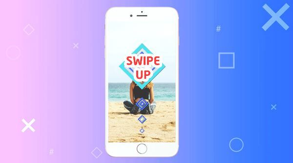 Cara Membuat Swipe Up Di Instagram Story Android Instagram Android Membaca