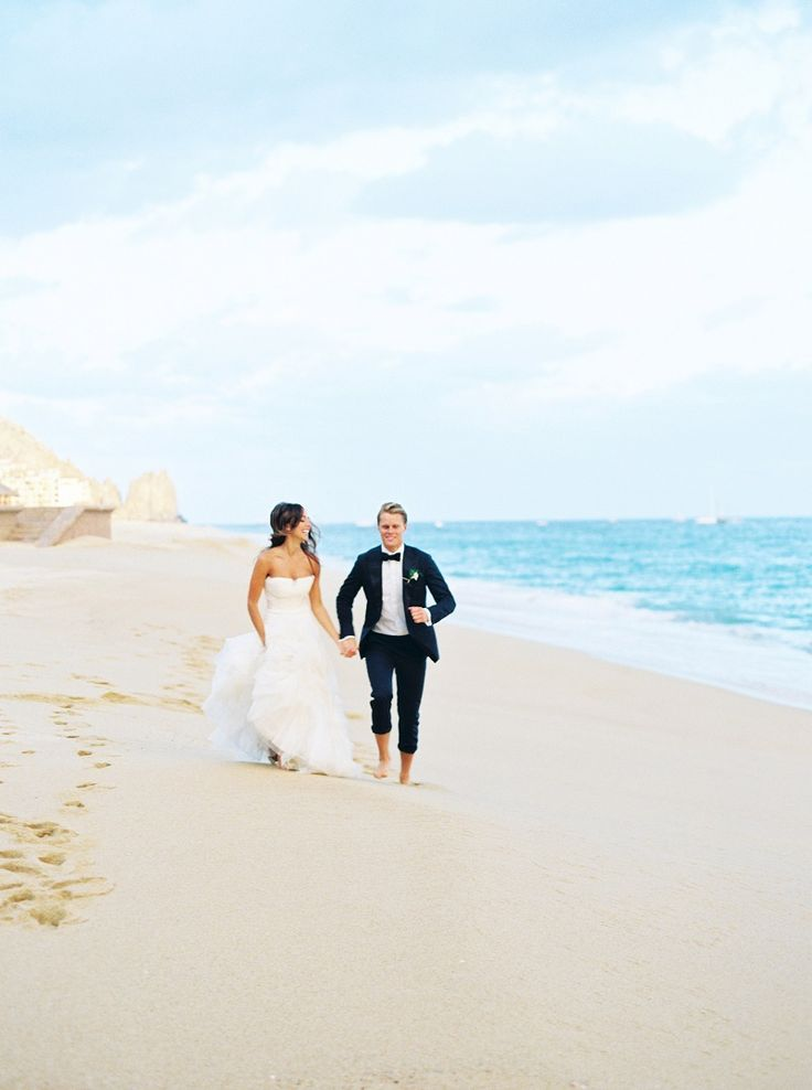 Chic Style And Epic Romance A Pedregal Wedding Story In Cabo San Lucas Mexico By Elena Damy Destination Weddings