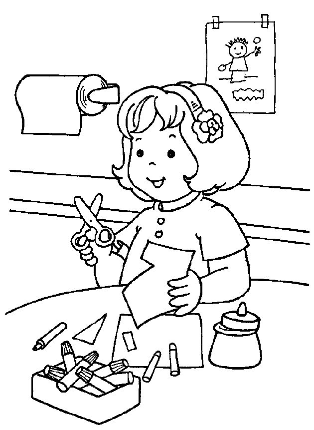 150 best Kleurplaten kleuters / Coloringpages preschool