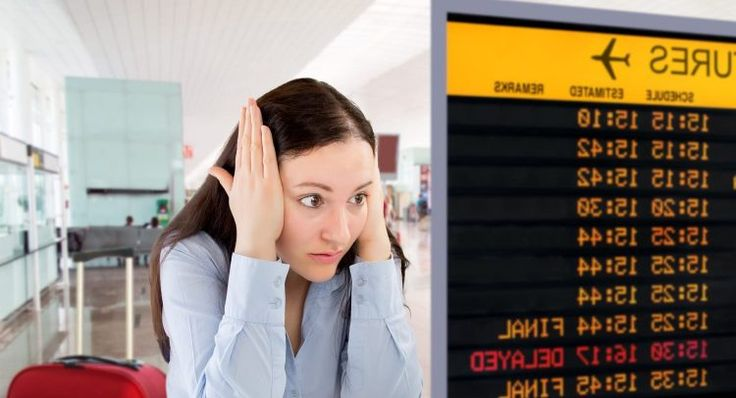 Stupidest Reasons for Missing a Flight