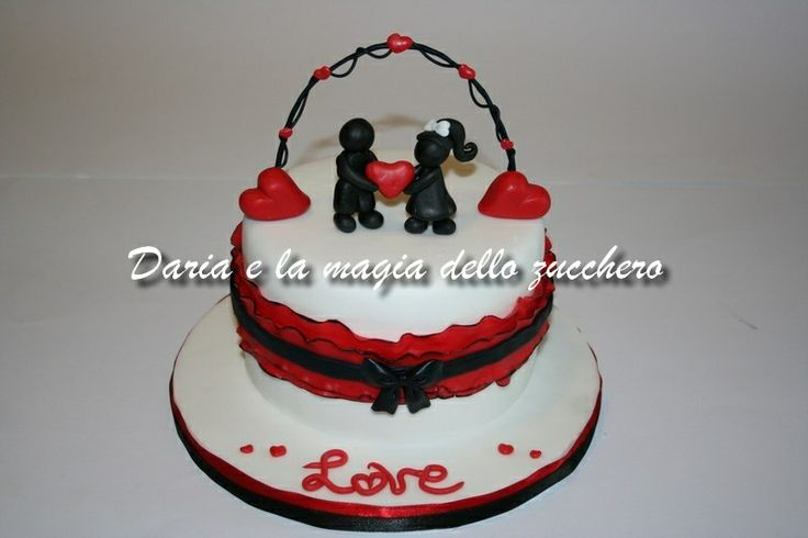 #Torta San Valentino #San Valentino  #Valentine's day cake #Valentine's day #Love #Love cake