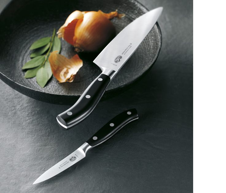Cuchillos Victorinox. Analizamos las series Grand Maitre y Swiss Classic en Lecuiners http://www.lecuine.com/blog/cuchillos-victorinox/