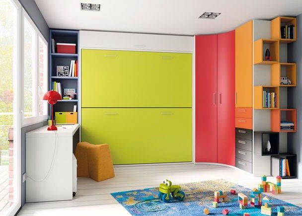 17 mejores ideas sobre dormitorios rojos en pinterest - Ver dormitorios infantiles ...