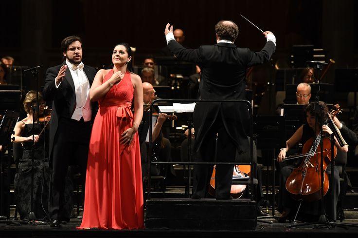 Andrea Carè, Maria Agresta (foto Roberto Ricci)