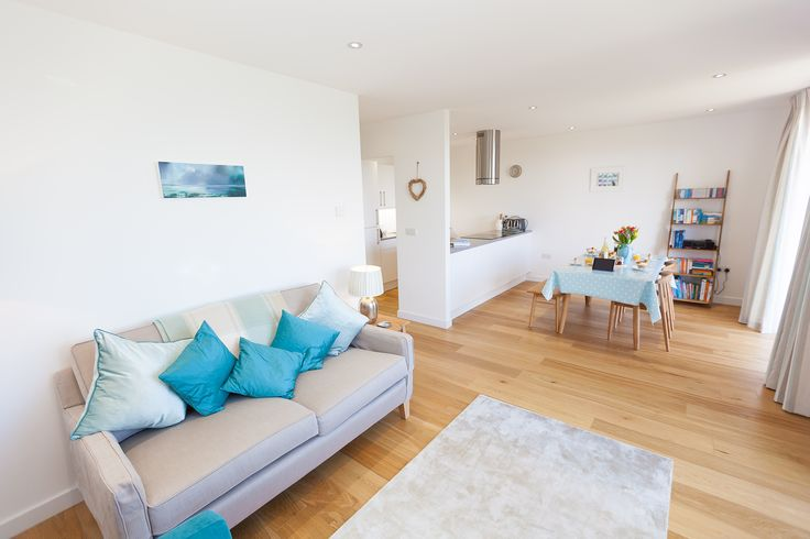 Puffins Apartment in St Ives, Cornwall www.cherishedcottages.co.uk