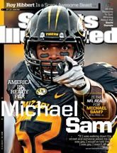 Sports Illustrated Subscription Giveaway