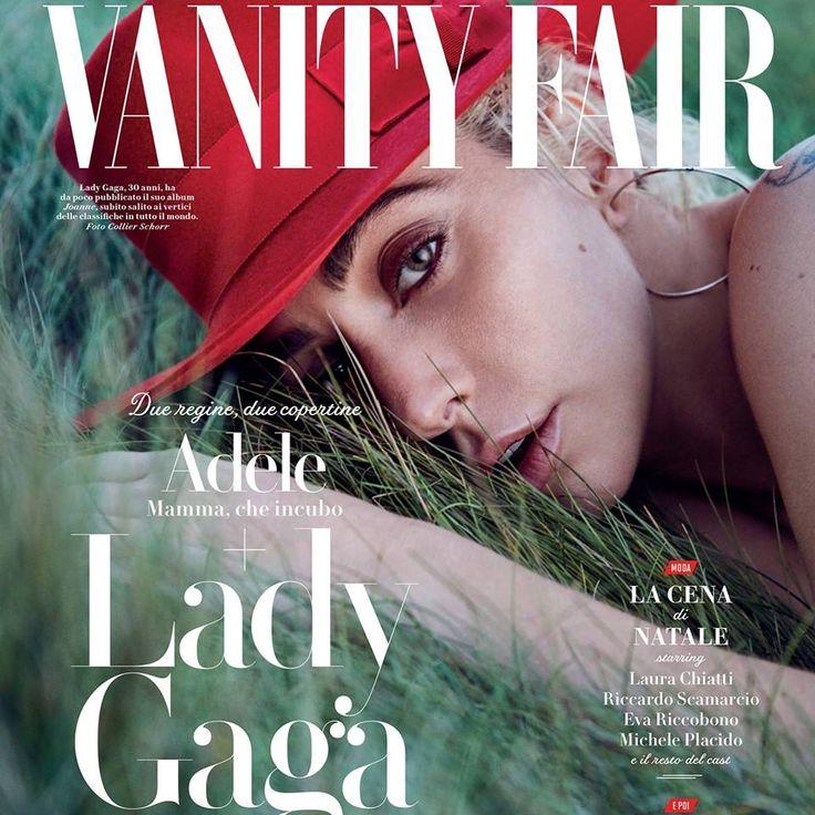 Lady Gaga for Vanity Fair Italia December 8, 2016