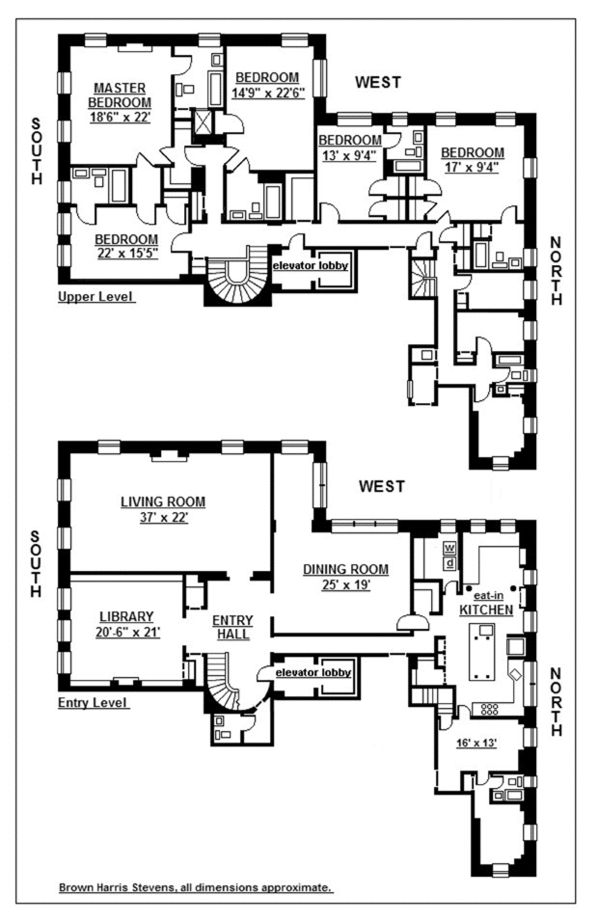 167 best floor plans images on pinterest home plans for Apartment floor plans new york city