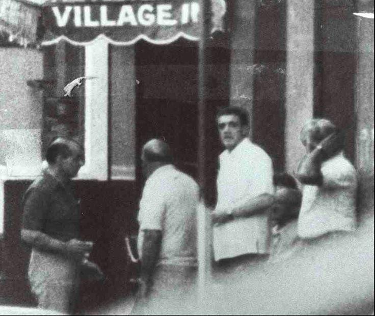 Vincent Gigante,former Genovese boss