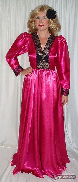 Dresss Gown Blouse Plus Size 63