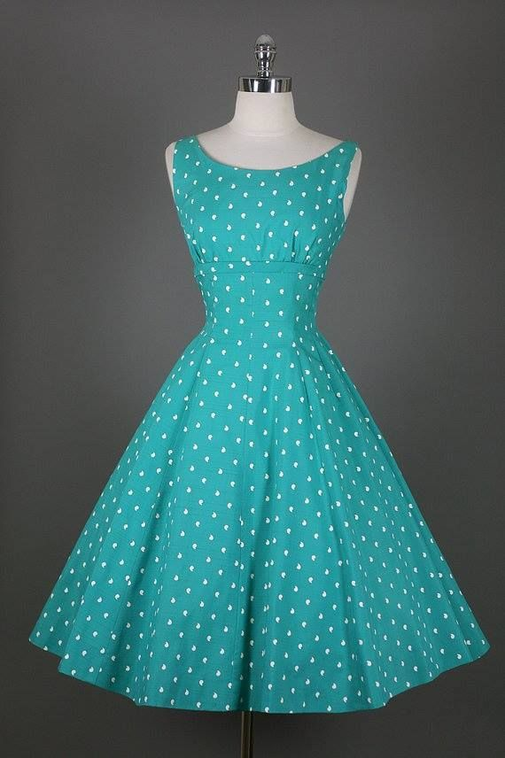 This style of dresses are seriously the cutest things ever :) and I must get me one