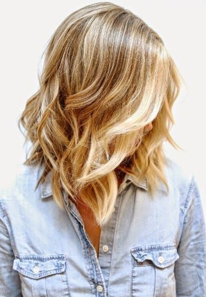 Favorite Things Friday - love this hair!