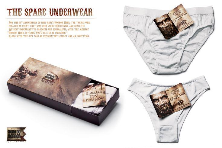 Hopi Hari Horror Hour: The Spare Underwear