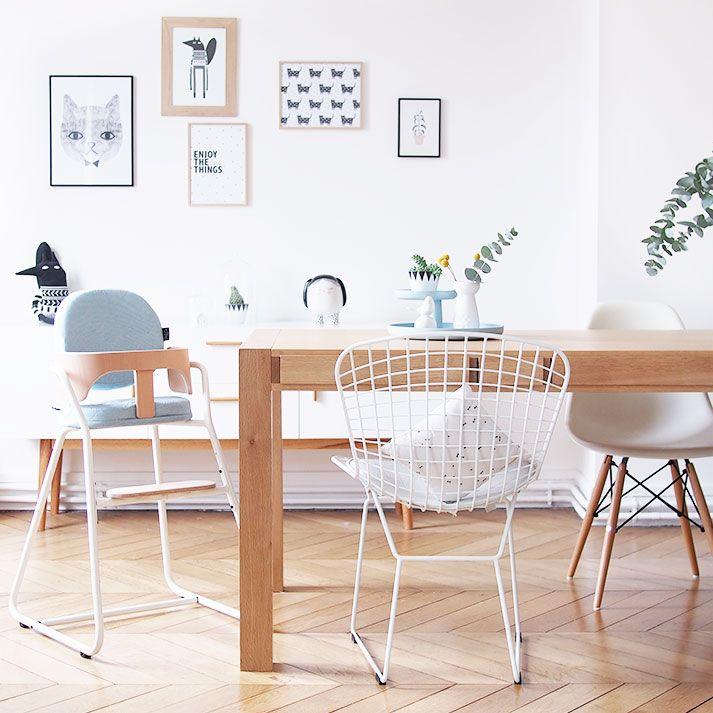 Tibu high chair by You May Love It