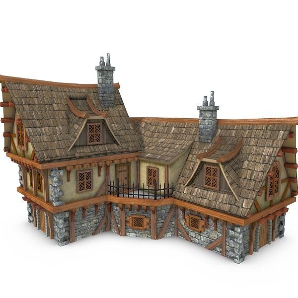 Medieval House 19