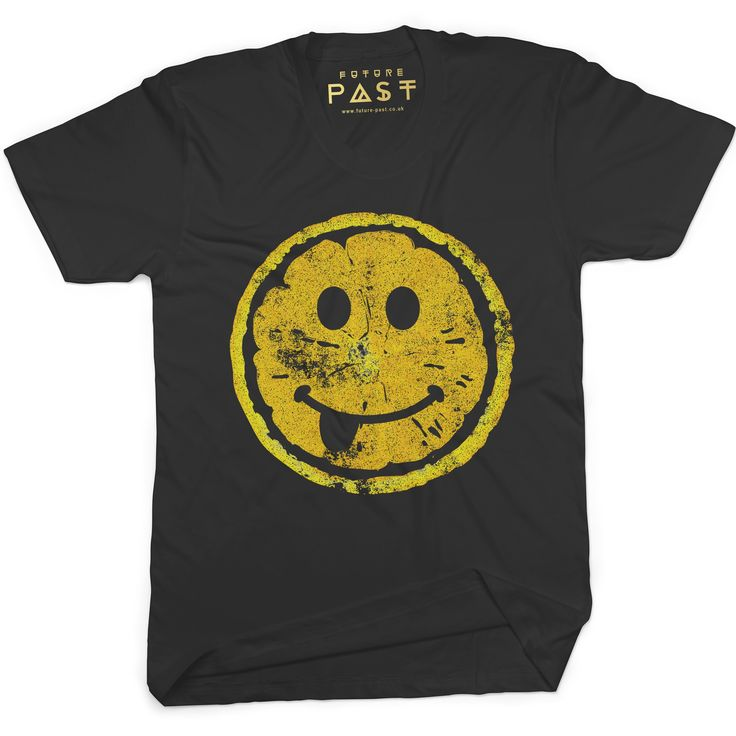 Premium Future Past Clothing Smiley Wants To Be Adored T-Shirt for only £24.97  We don't need to sell our smiley, he's already in us. But if you wanna be adored, be adorned in Future Past Clothing. Available in white or black tee.Looks great on anyone from your nan to a toddler, but makes most sense perhaps to fans of the late eighties and nineties generation that had the Stone Roses, Happy Mondays, Madchester, Jean dungarees and perhaps most importantly acid house music. Some folk in London…