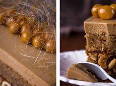 Кофейно-карамельный торт с фундуком: katelig