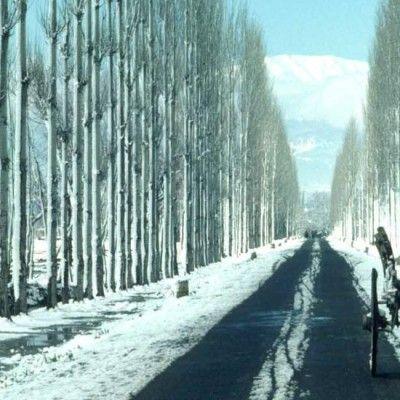 Beautiful view of Pahalgam