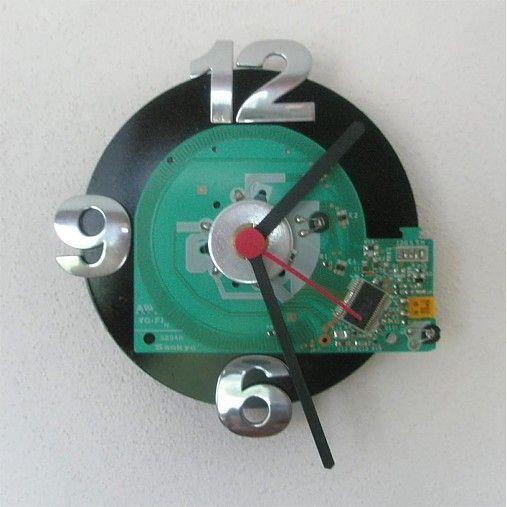 "clock ""HDD002"" 35€"