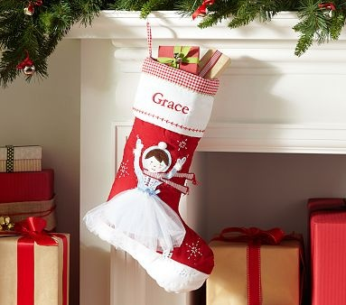 132 best Christmas Stockings images on Pinterest | Christmas ... : pottery barn kids quilted stocking - Adamdwight.com