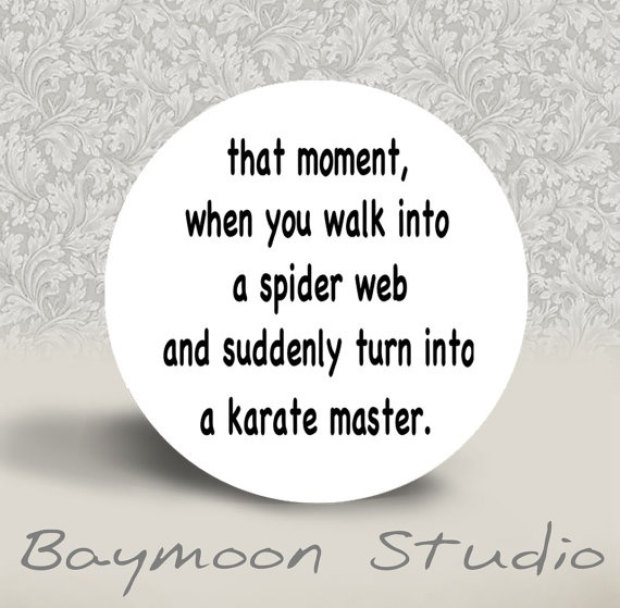 I can relate to this BIG time!!      by BAYMOONSTUDIO: 125, Inch Round, Baymoonstudio, Quote, 1 25 Inch, Funny, Buttons