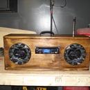 DIY how to make a camping radio