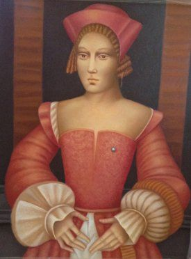 Carmen Aldunate My first and last pearl