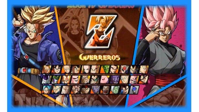ULTRA Dragon Ball Z - Mugen Download   verno